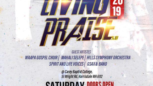 Living Praise Music Concert 5.0